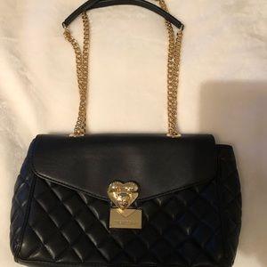 Moschino black purse